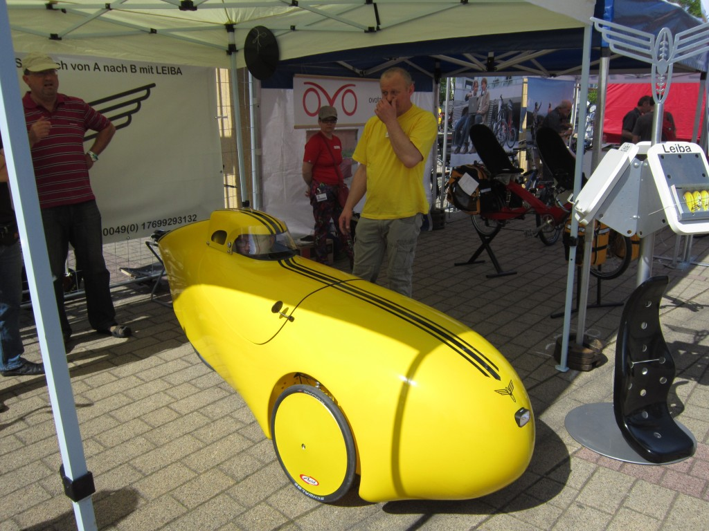 Leiba X-Stream Velomobile