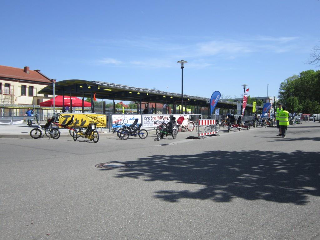 SPEZI test track