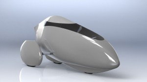 CAD generated photoreal image of Velo Tilt