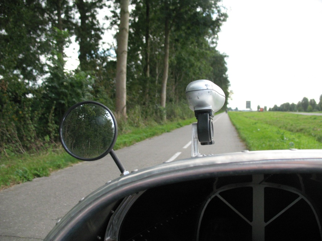 Photo taken from an Alleweder A4 on the Fietspad leaving Dronten