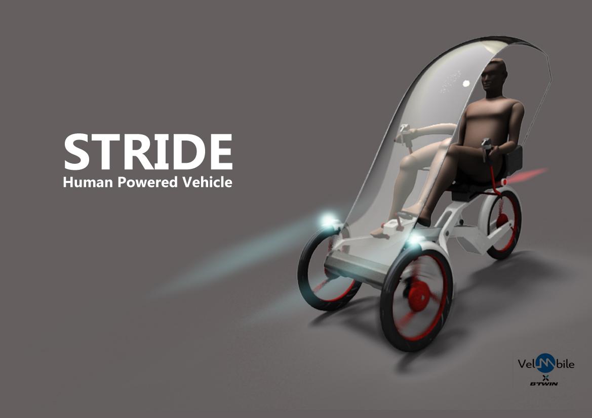 Concept Design Velomobiles