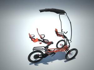 Urban Trike Concept Velomobile